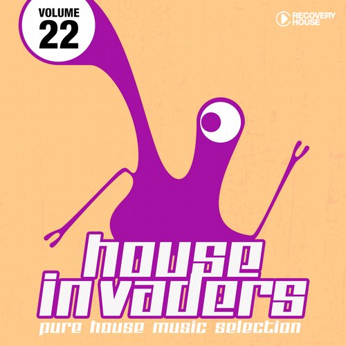 Album Art - House Invaders - Pure House Music Vol. 22