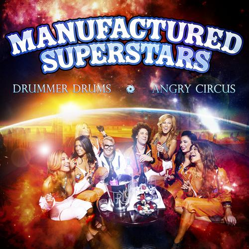 Album Art - Angry Circus / Drummer Drums