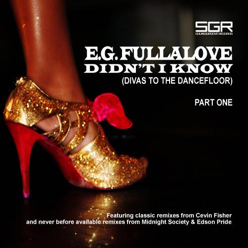 Album Art - Didn't I Know (Divas To The Dancefloor) Pt. 1