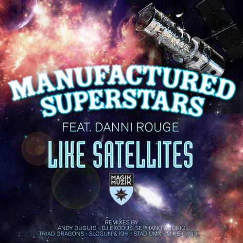 Album Art - Like Satellites [Remixes]