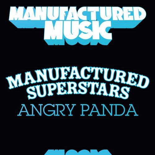 Album Art - Angry Panda