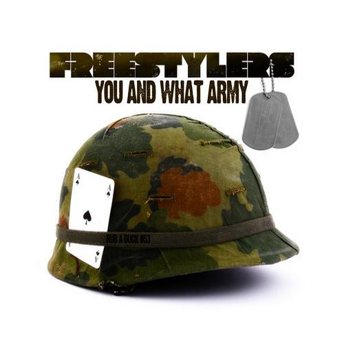 Album Art - You and What Army