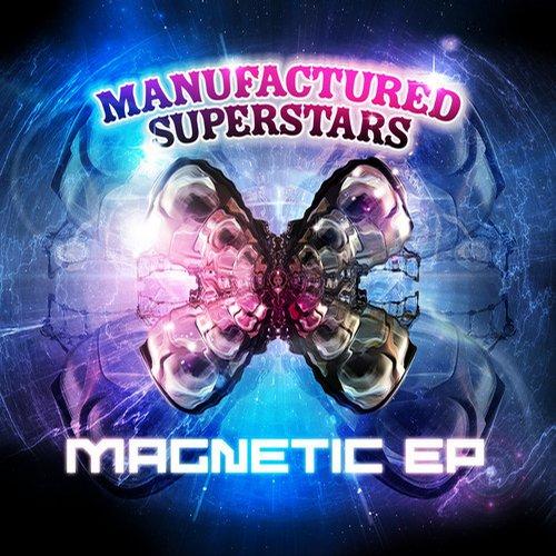 Magnetic E.P. Album Art