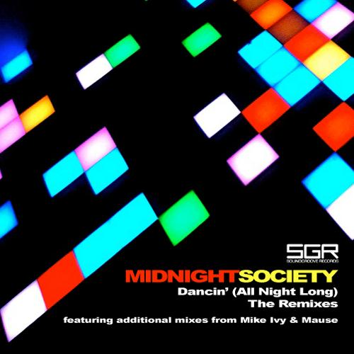Album Art - Dancin' (All Night Long) - The Remixes