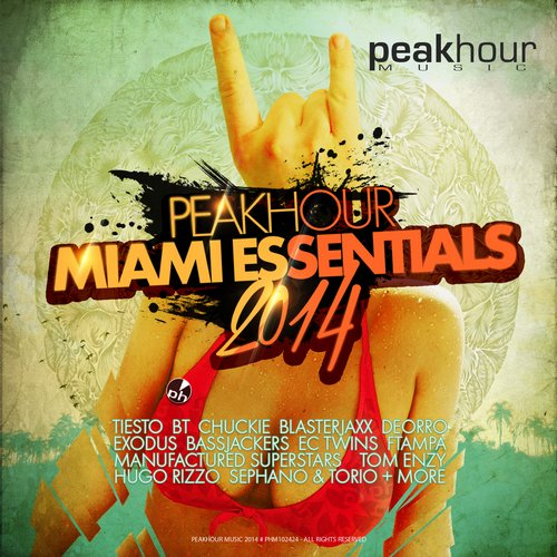 Album Art - Miami Essentials 2014