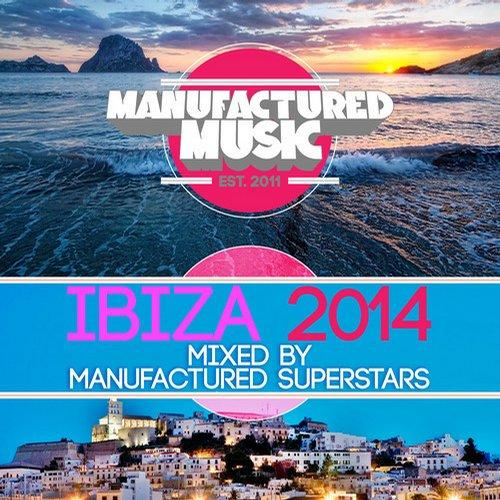 Album Art - Manufactured Music Ibiza 2014