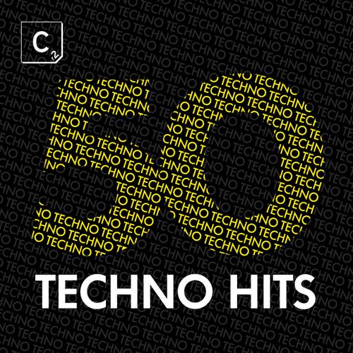 Album Art - 50 Techno Hits