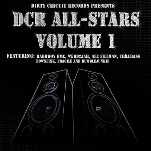 Album Art - DCR All-Stars Volume 1