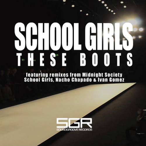 Album Art - These Boots