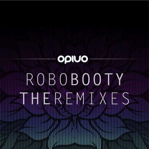 Album Art - Robo Booty - The Remixes
