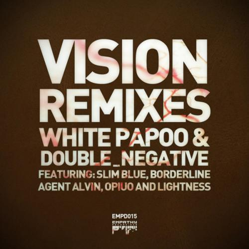 Album Art - Vision Remixes