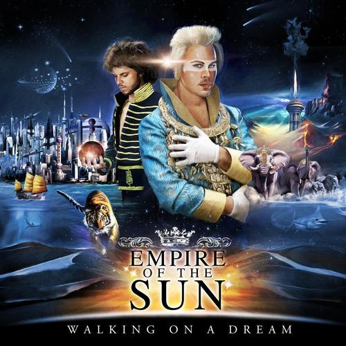 Album Art - Walking On A Dream