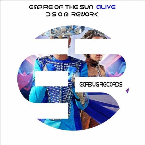 Album Art - Alive (D S O M Remix)
