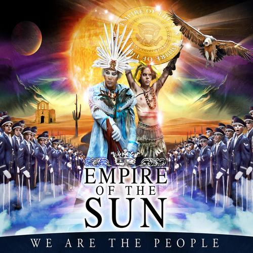 Album Art - We Are The People