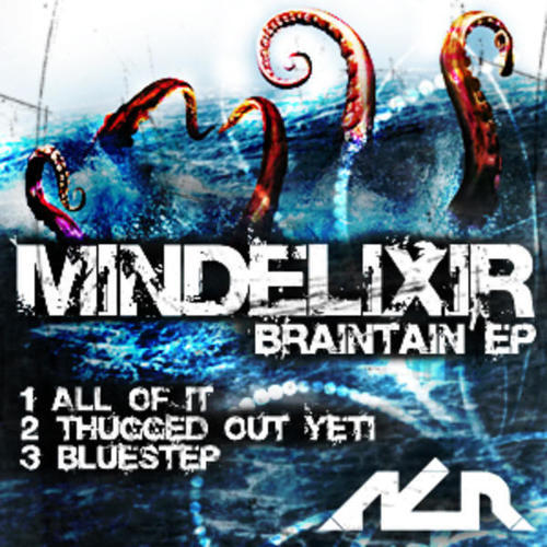 Album Art - Braintain EP