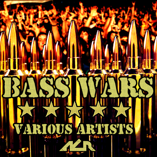 Bass Wars Album Art