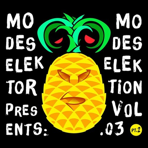 Album Art - Modeselektion Vol. 03 Pt. 2