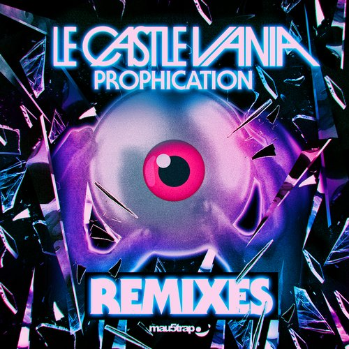 Album Art - Prophication Remixes EP