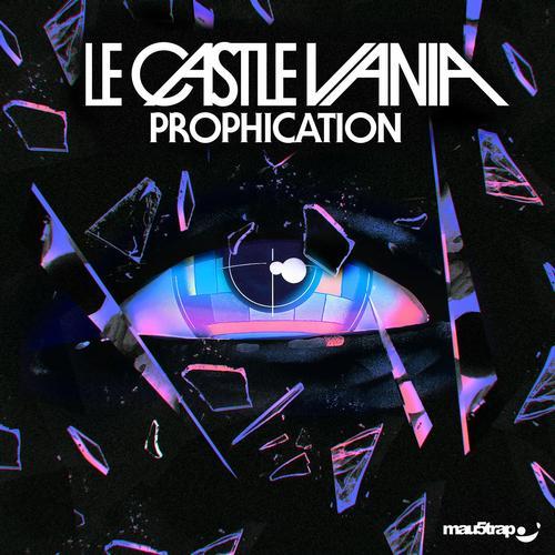 Prophication Album Art