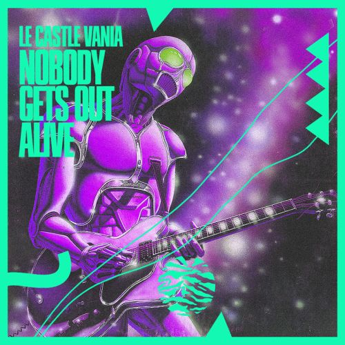 Album Art - Nobody Gets Out Alive