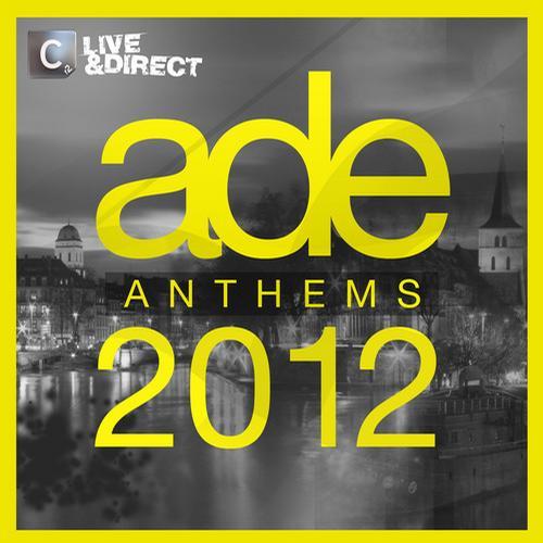 Cr2 ADE Anthems 2012 Album Art