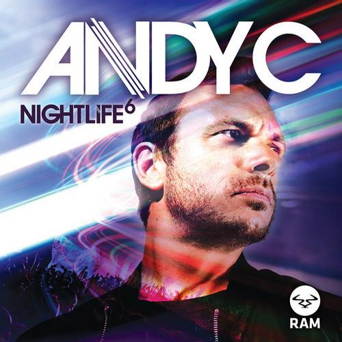Album Art - Andy C Nightlife 6