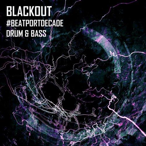 Blackout Music NL #BeatportDecade Drum & Bass Album Art