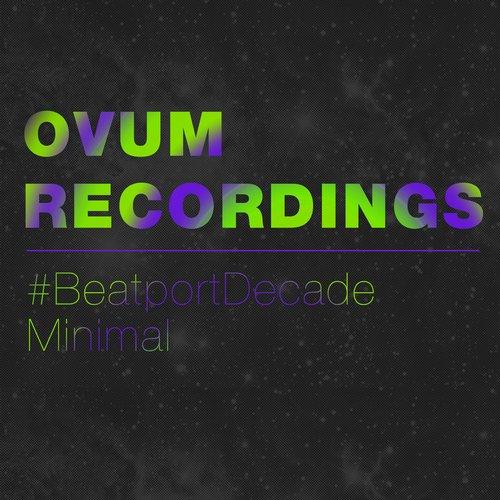Album Art - Ovum Recordings #BeatporDecade Minimal