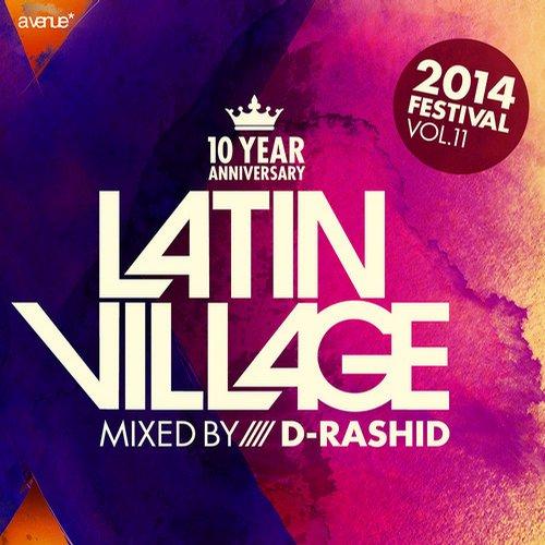 Album Art - Latin Village 2014