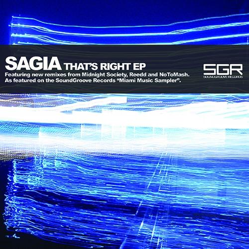 Album Art - That's Right EP