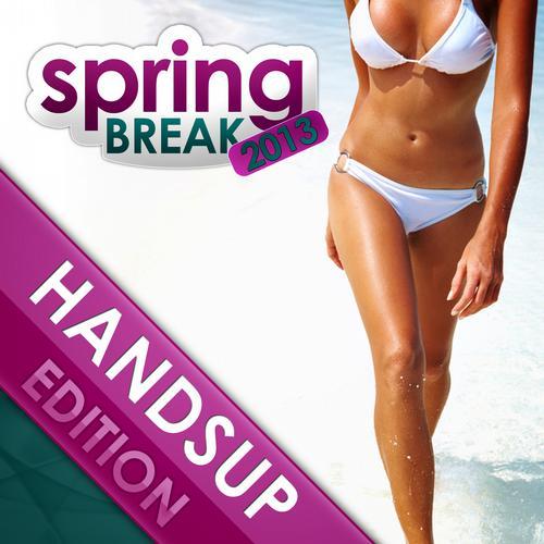 Album Art - Springbreak 2013 - Handsup Edition