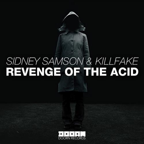 Album Art - Revenge Of The Acid