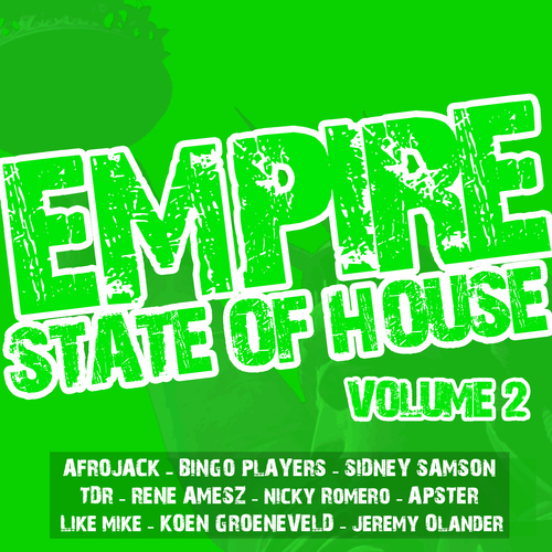Album Art - Empire State Of House Volume 2
