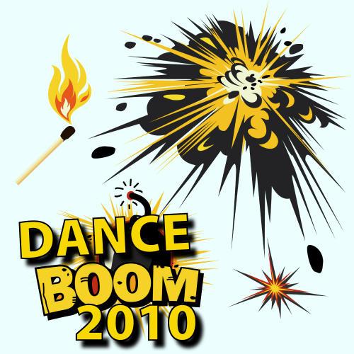 Album Art - Dance Boom 2010