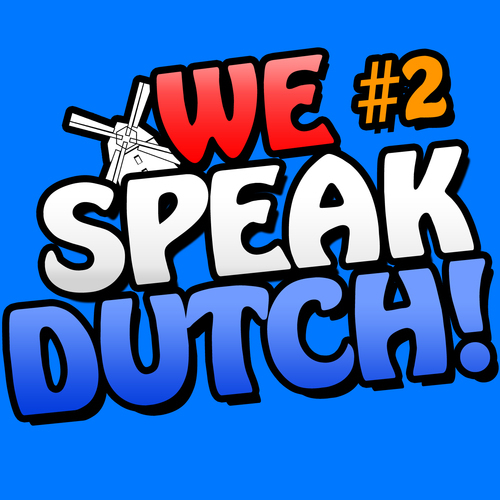 Album Art - We Speak Dutch! - Part 2