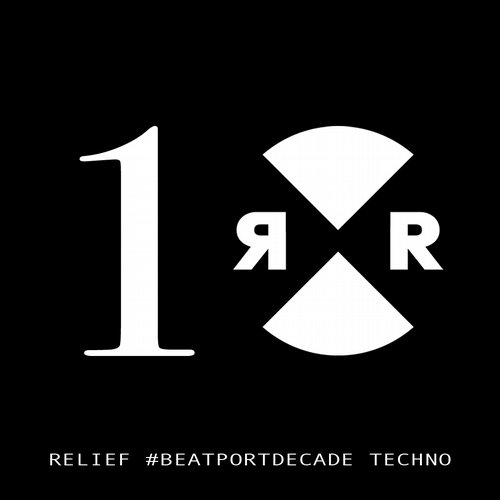 Album Art - Relief #BeatportDecade Techno
