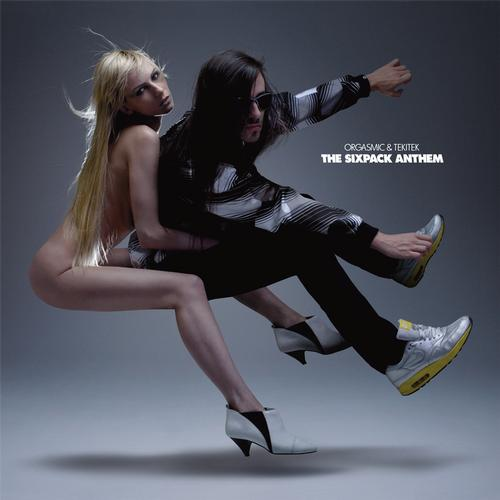 The Sixpack Anthem - EP Album Art