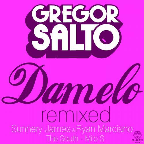 Album Art - Damelo Remixed