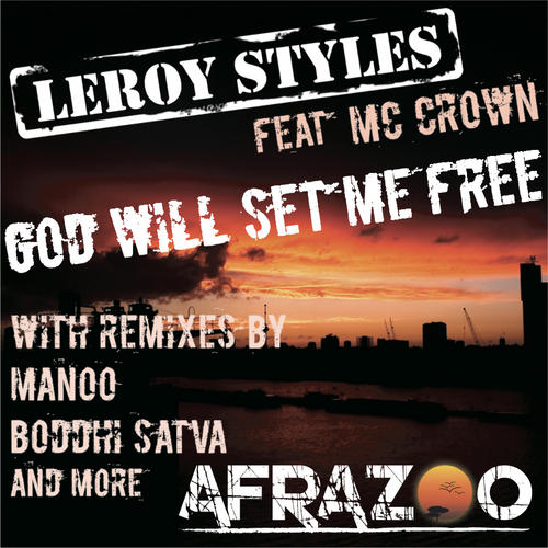 Album Art - God Will Set Me Free