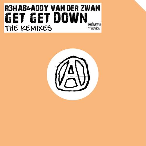 Album Art - Get Get Down - The Remixes