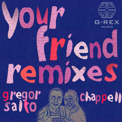 Album Art - Your Friend Remixes
