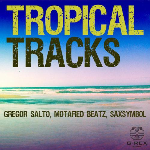 Album Art - Tropical Tracks EP