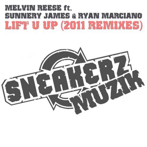 Album Art - Lift U Up (2011 Remixes)
