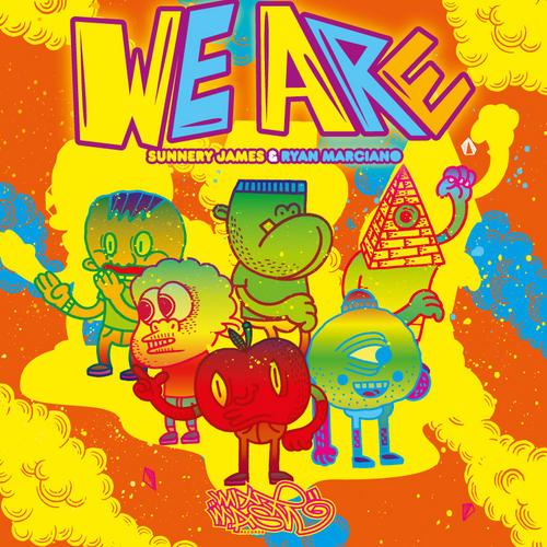 Album Art - We Are