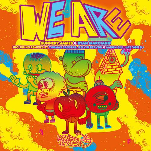Album Art - We Are (The Remixes)
