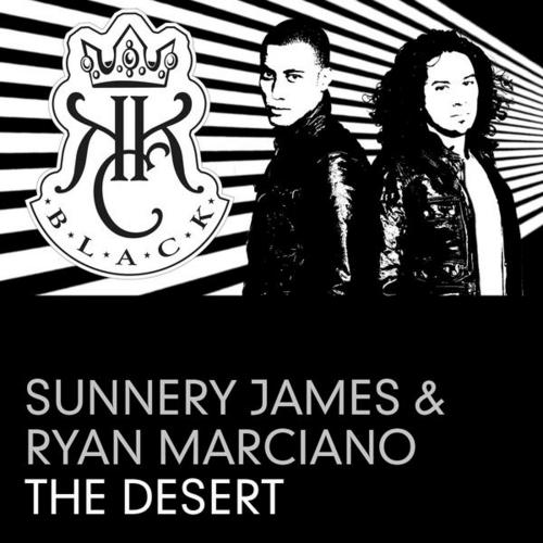 Album Art - The Desert