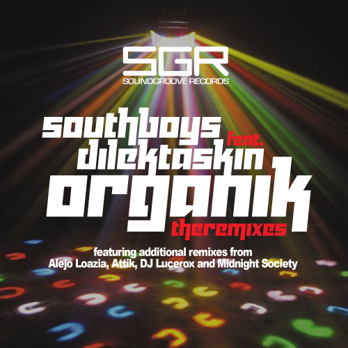 Album Art - Organik (The 2010 Remixes)