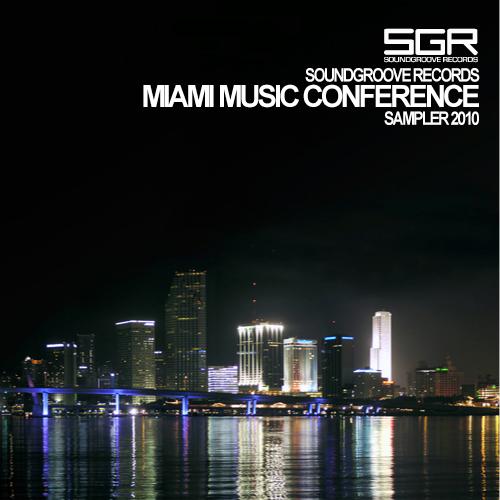Album Art - Miami Music Conference - 2010 Sampler