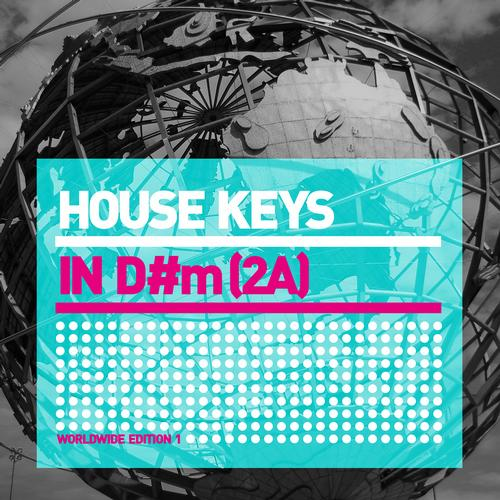 Album Art - House Keys (D#m) world Edition 1
