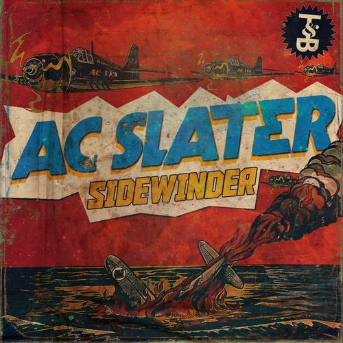 Album Art - Sidewinder EP